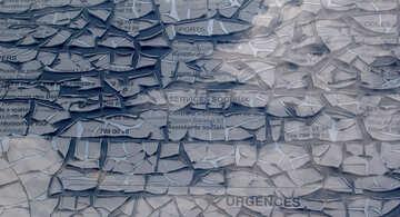 Il pannello informativo delle texture si spezza in vernice №50204