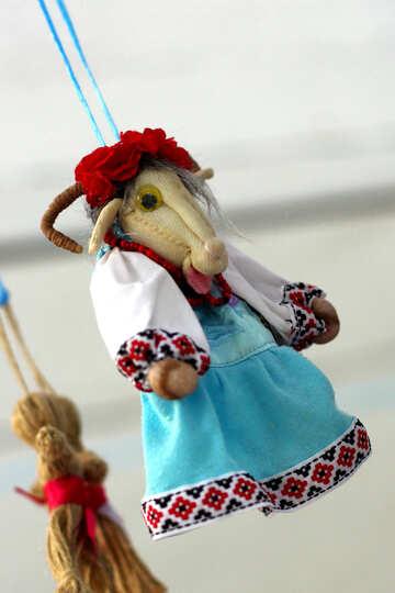 Sheep dolly №50988