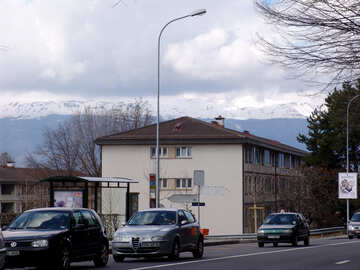 Swiss Alps №50235