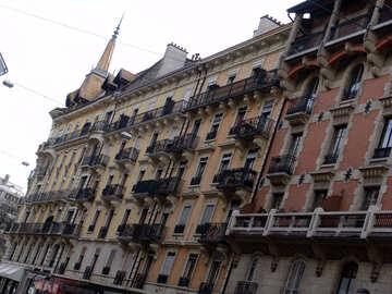 Swiss facade №50240