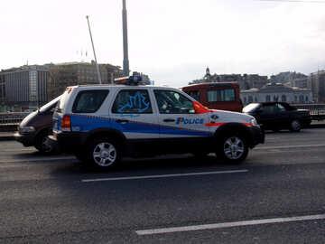 Swiss police №50234