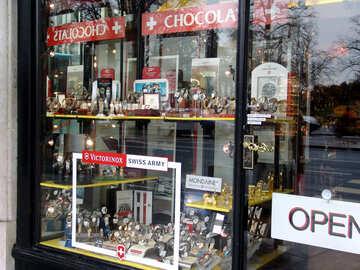 Swiss souvenirs №50238