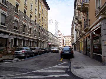 Swiss streets №50231