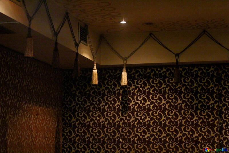 Angolo Del Letto : Interno camera da letto angolo del tetto mobilia № 50400
