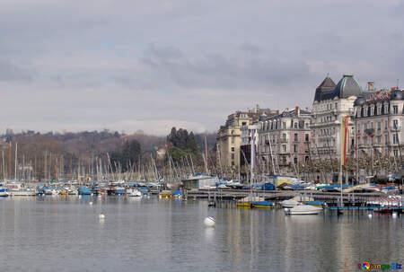 Yachts in Geneva №50246