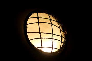 Luce dietro la griglia №51713