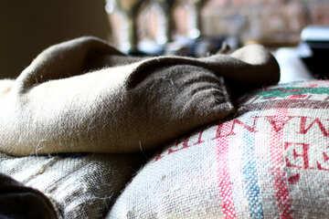 fabric blanket №51949