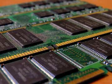 Memoria del circuito elettronico №51601