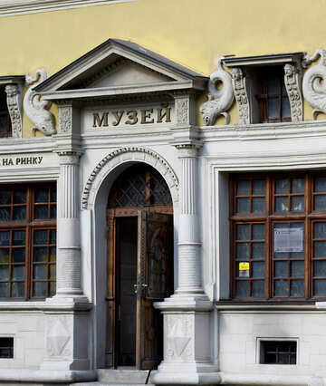 Museo della porta della casa №51925