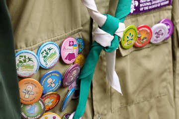 buttons pins patches different №51040