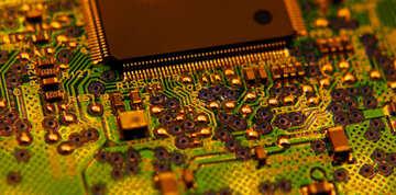 Circuito di chip №51556