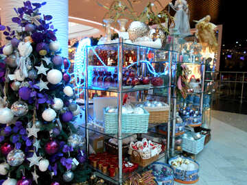 Christmas Tree decor store №51173