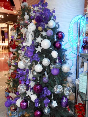 christmas tree №51175