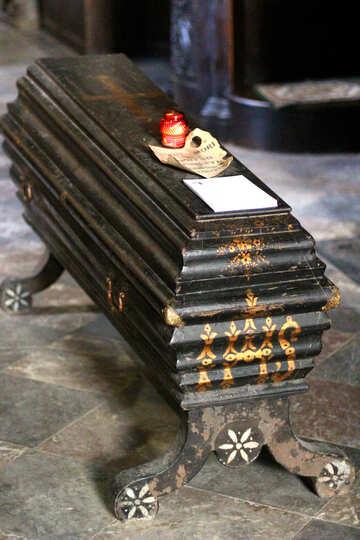 Coffin vintage №51859