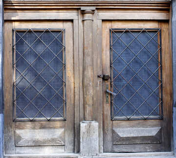 Doors french №51942