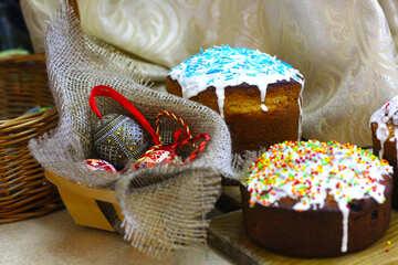 Easter  Cake №51239