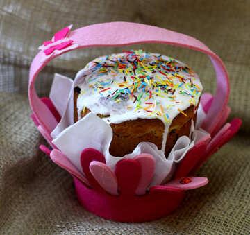 Easter  cupcake №51214