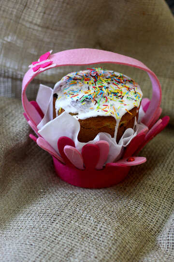 A sweet Easter Cake №51213