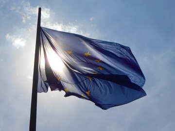 EU European Union  Flag №51291