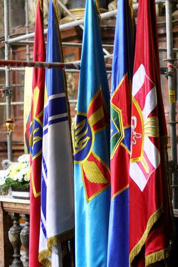 Ukrainian army  flags №51866