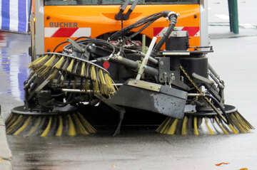 floor scrubber №51256