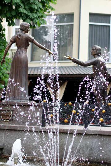 Brunnen Liebe №51785