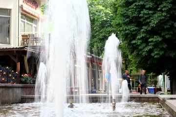 Fuente de agua №51790