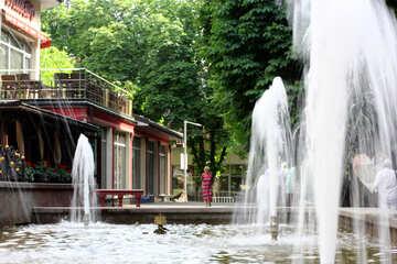 Water fountain №51791