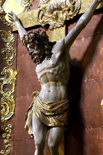 Jesus statue №51860