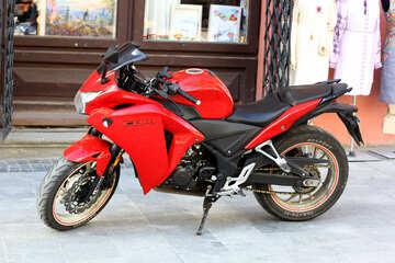 Moto moto moto rossa №51906