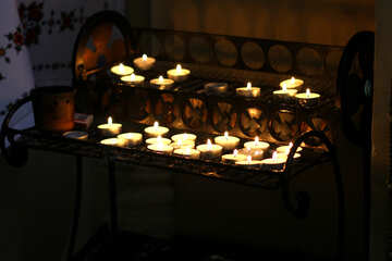 Anzahl der Kerzen Kerzen №51608