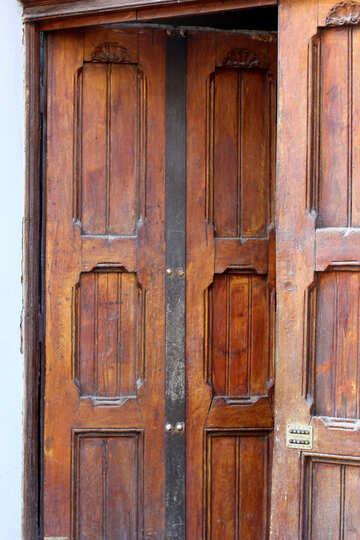 Открытая дверь №51912