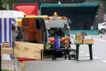 Packaging road sweep №51246