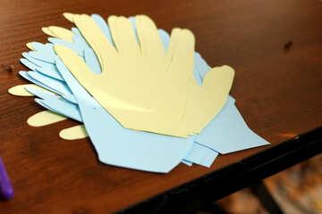 Бумага для рук №51080