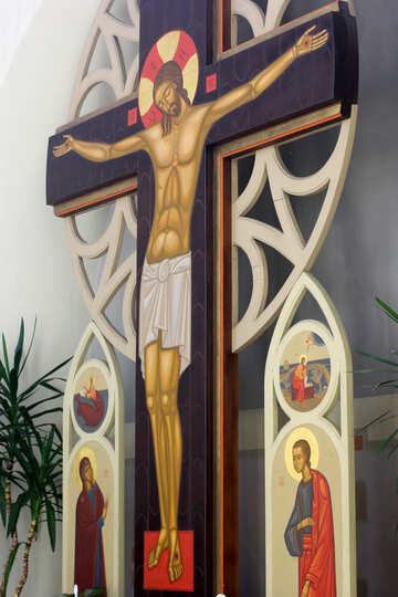 Cross religious icon sleeb №51686
