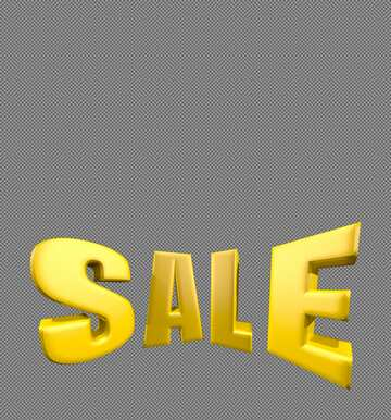 Sales discount promotion sale made of realistic 3d Gold letters collection for your unique selling poster, banner, discount, ads.