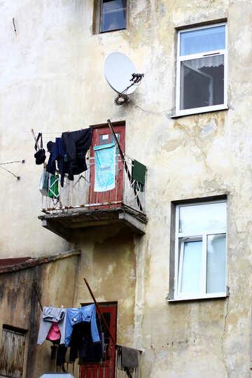 Small balcony №51750