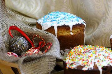 Cake sprinkles eggs №51238