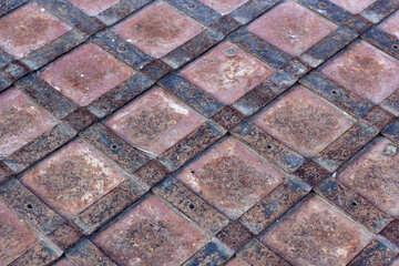 Iron lattice texture №51910
