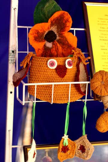 bag yarn toy kitchen №51071