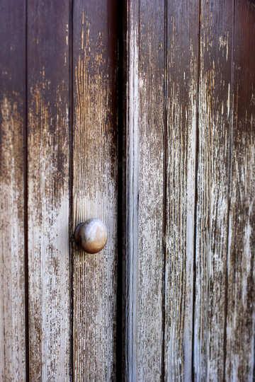 Wooden door №51753