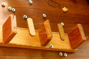 wooden game №51117