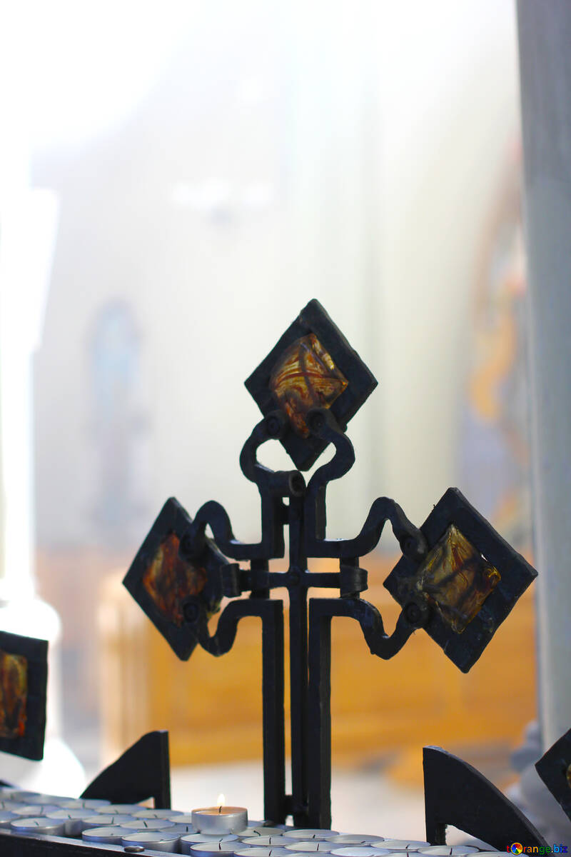 ordinary object cross №51682