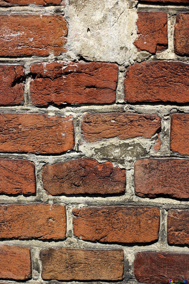 Ziegelmauer Textur №51766