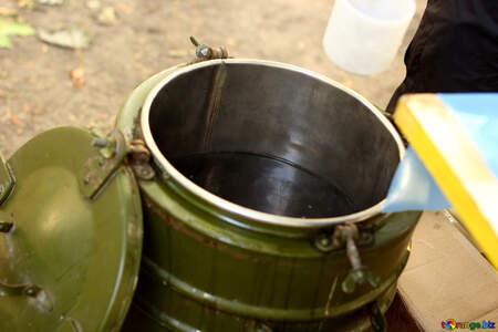 Pressure cooker barrel №51098