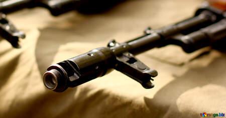 Part of a gun Gun barrel №51204