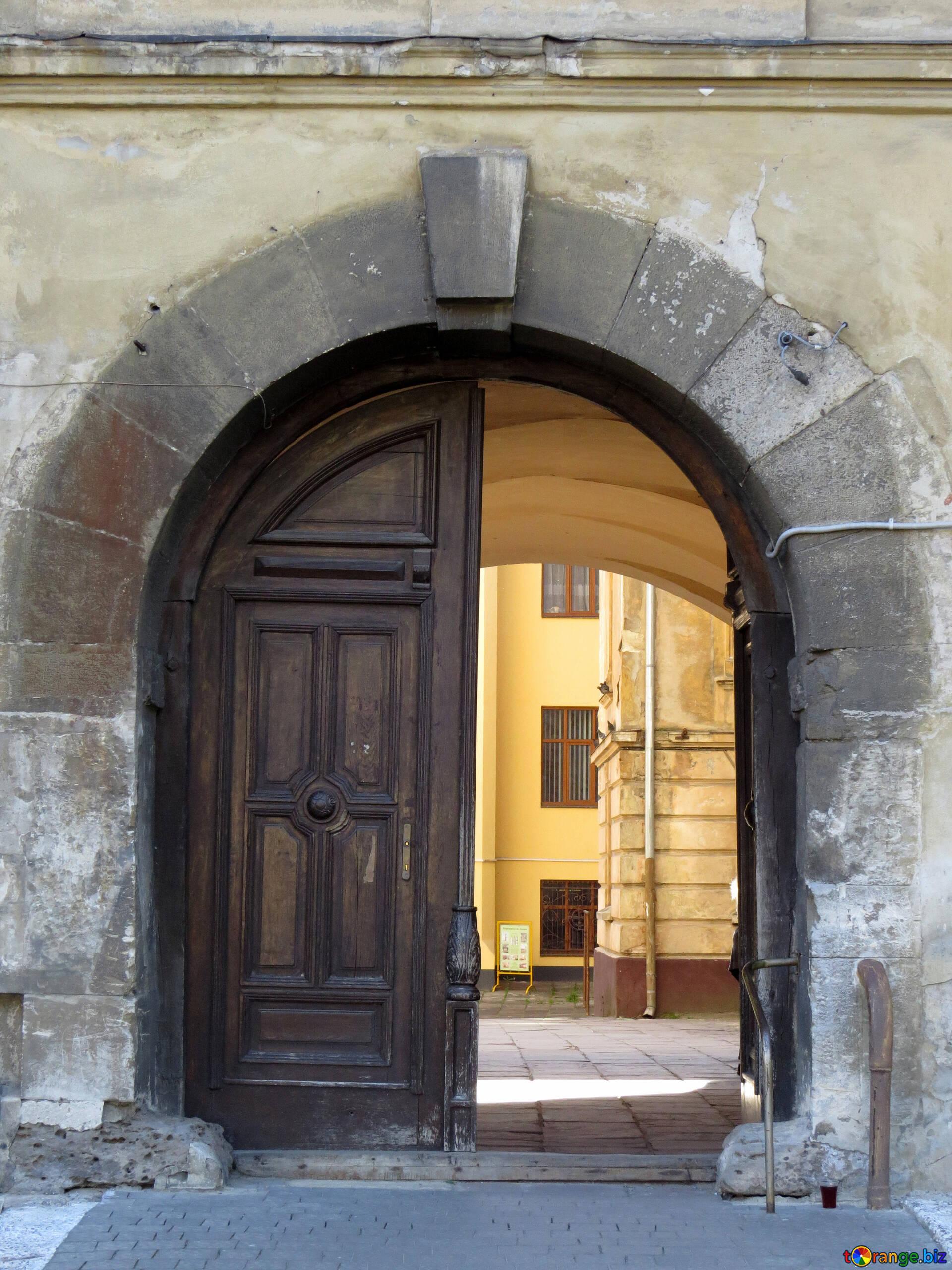 Arco Per Porta archi in architettura un cancello e l'arco della porta