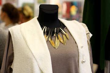 beautiful necklace №52652