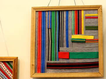 art belt frame colours №52587