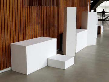 boxes cubes blocks white №52384